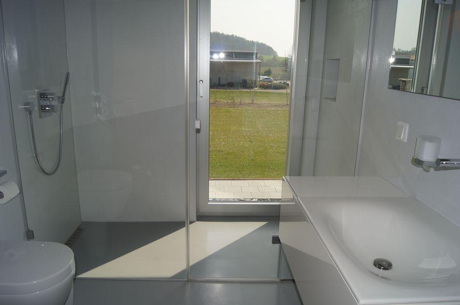 fugenloses Bad ,langjährige Erfahrung | fugenlos-modern.de