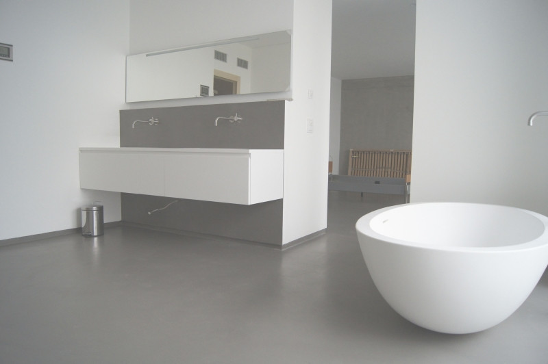 referenzen fugenloses bad fugenlos. Black Bedroom Furniture Sets. Home Design Ideas